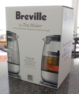 The Rolls Royce of Tea Makers