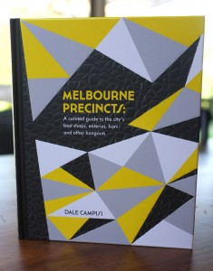 Book Review: Melbourne Precincts