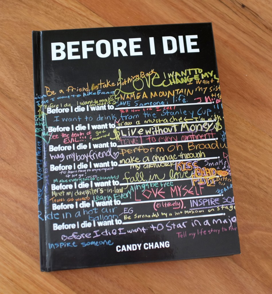 Book Review: Before I Die