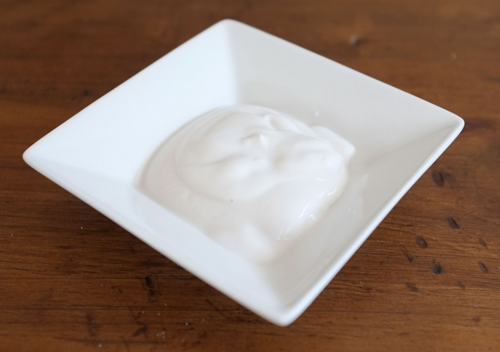 Coconut Milk Yoghurt