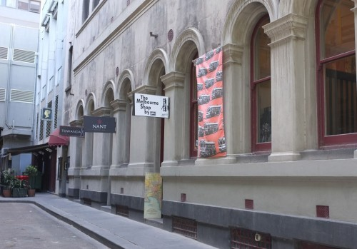 The Melbourne Shop