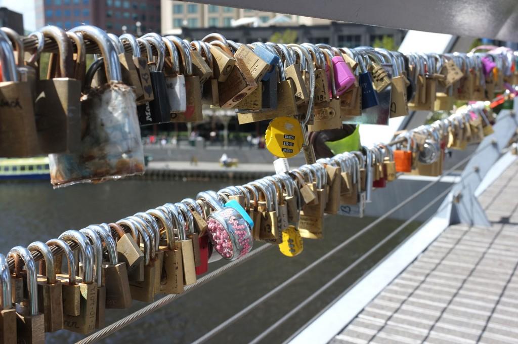 Love Locks Melbourne