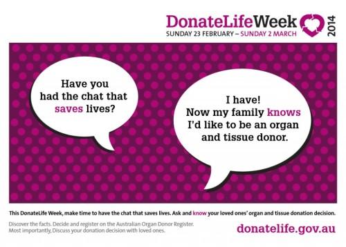 DonateLife Week