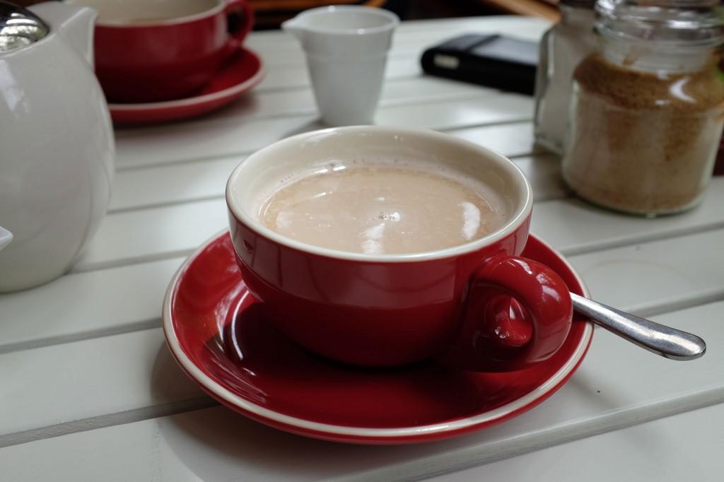 Hobson Cafe Chai Tea