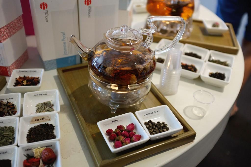 Oriental Teahouse Teapot