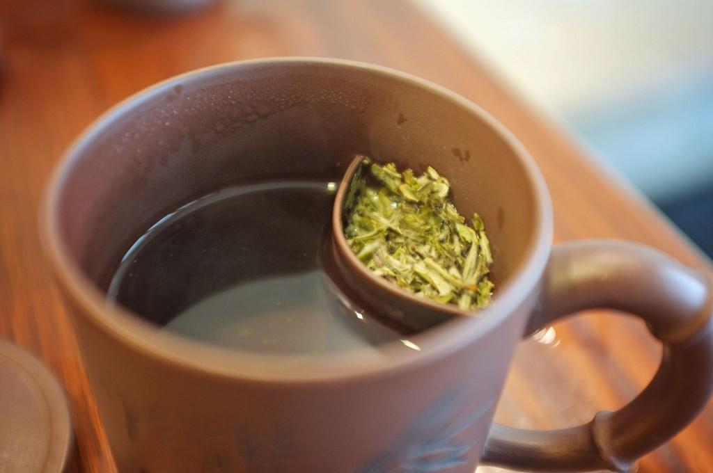 Oriental Teahouse tea