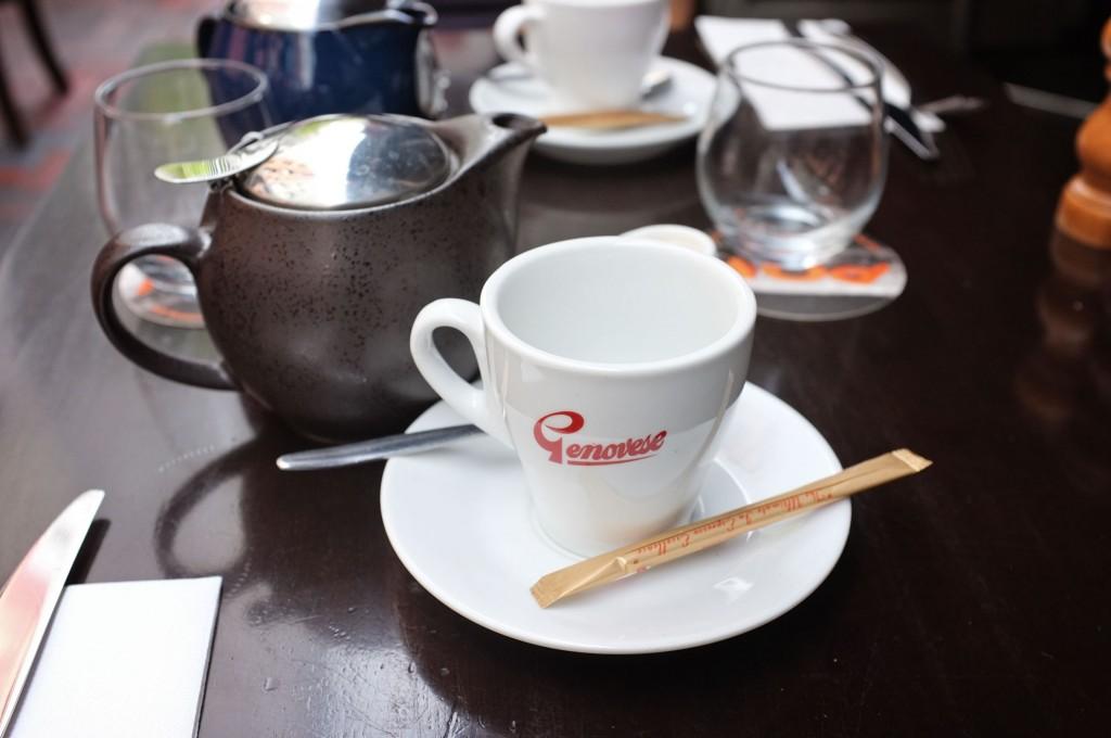Pop Restaurant Tea