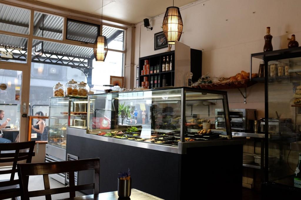 Gutz Cafe Inside