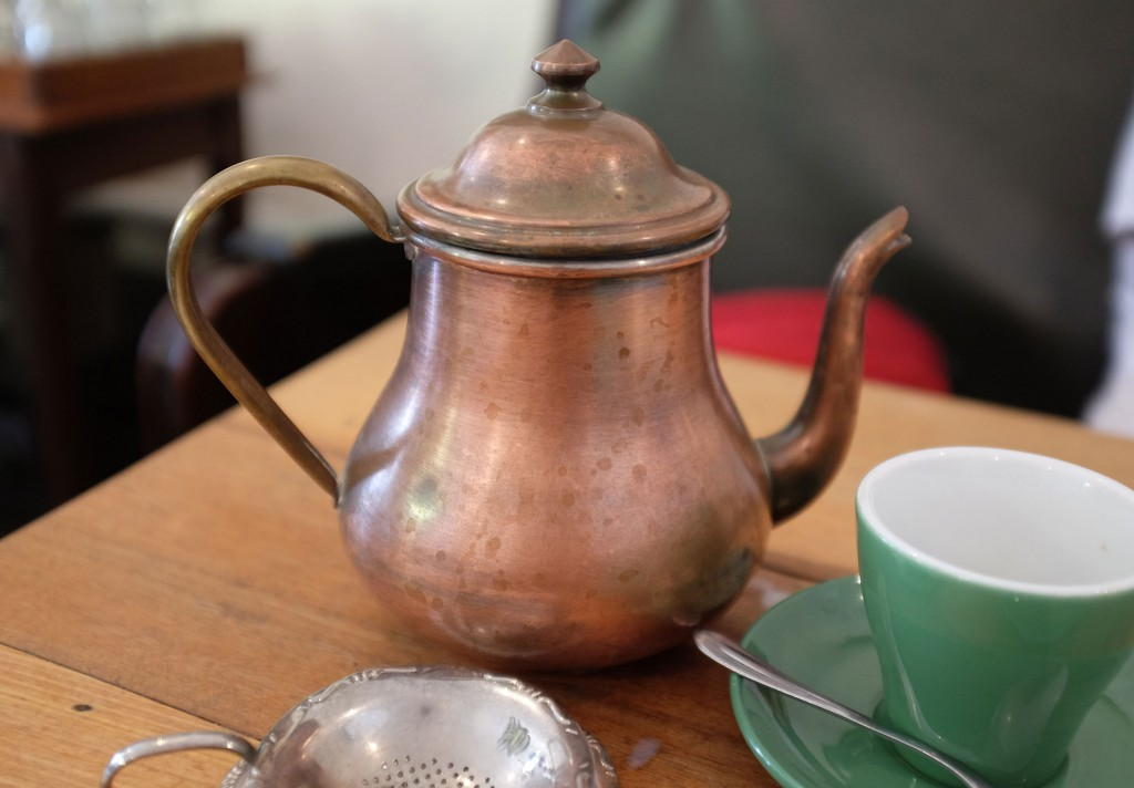 Gypsey Teapot