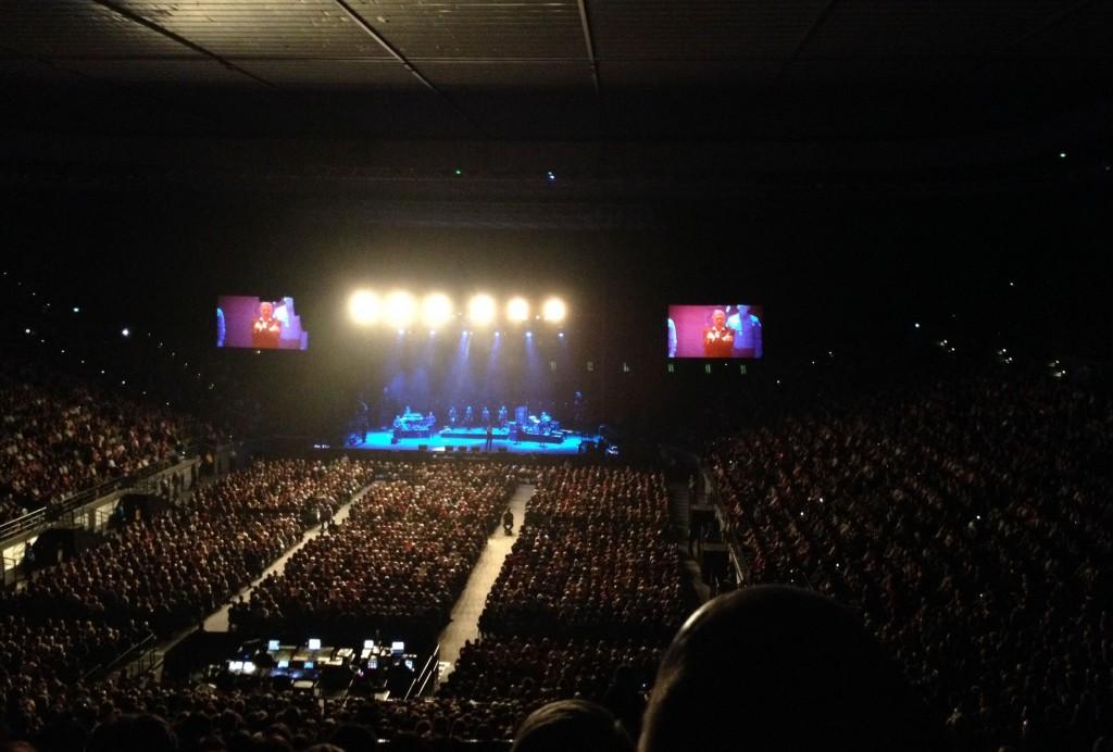 John Farnham Concert