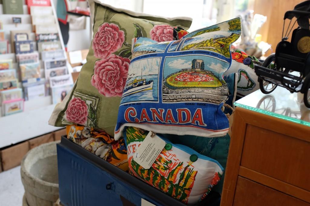 Minettes Vintage Cushions