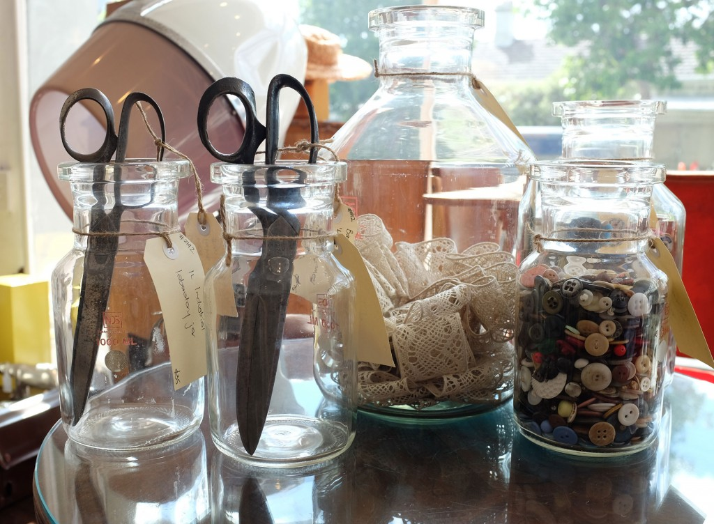 Minettes Vintage Jars