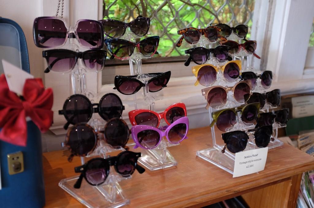 Minettes Vintage Sunglasses