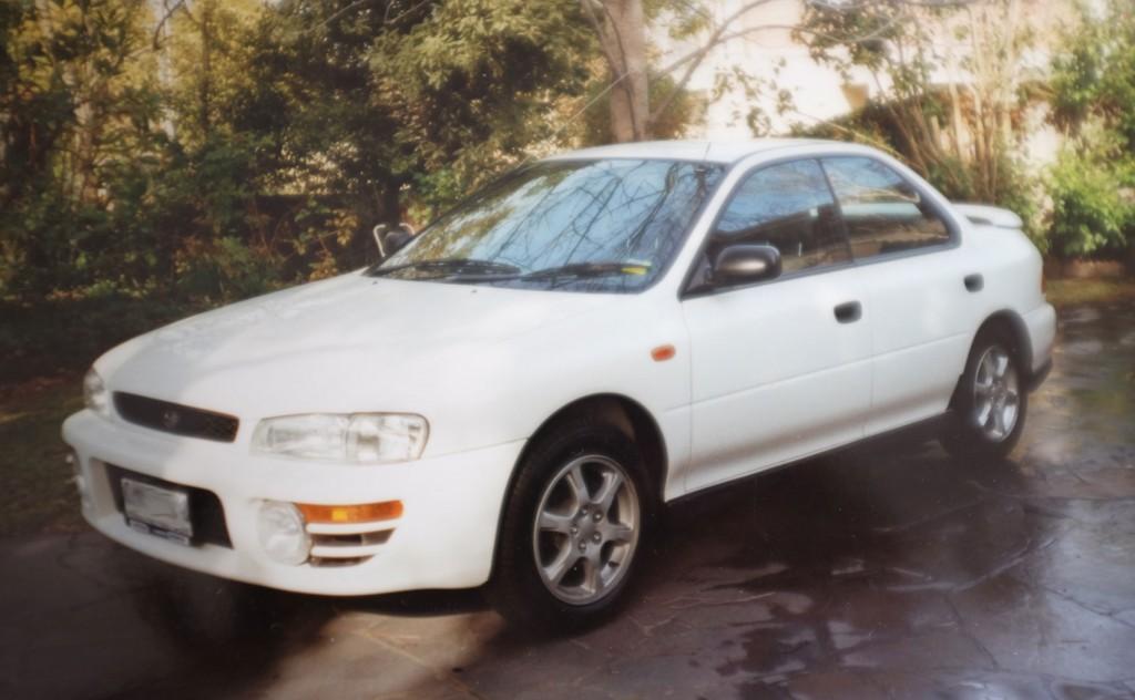 Subaru RX