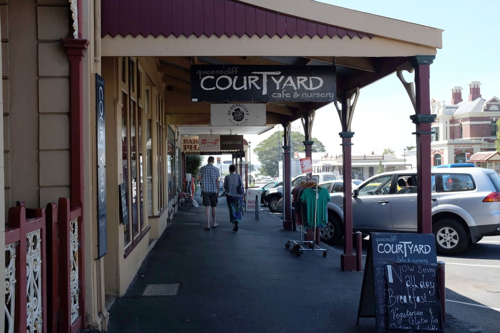 Queenscliff Courtyard