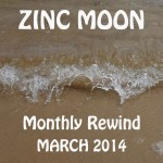Monthly Rewind - March 2014