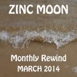 Monthly Rewind - March 2014