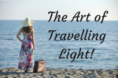 The Art of Travelling Light