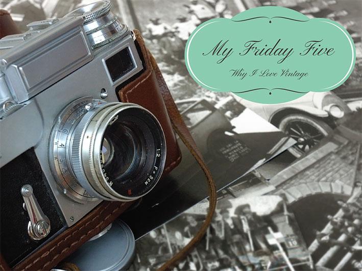 Why I Love Vintage