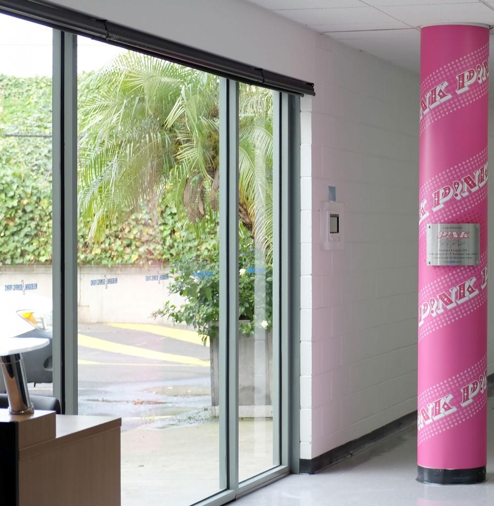 Pink Column