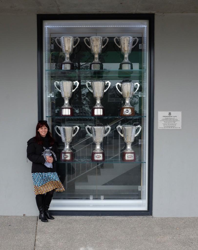 Premiership cups