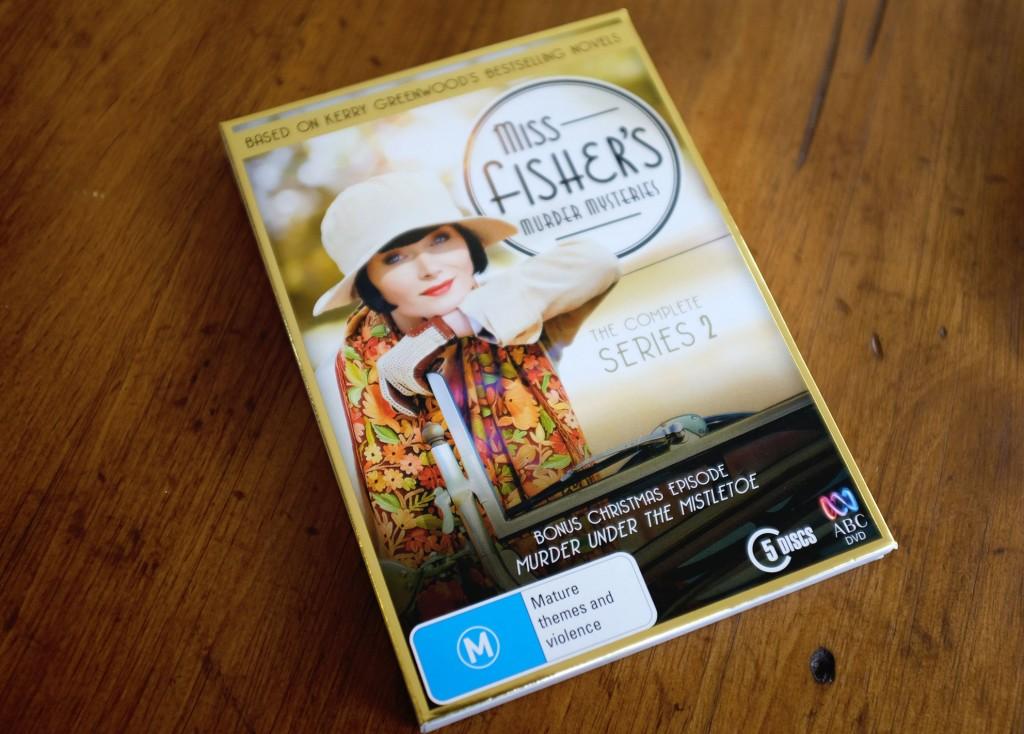 Miss Fishers DVD