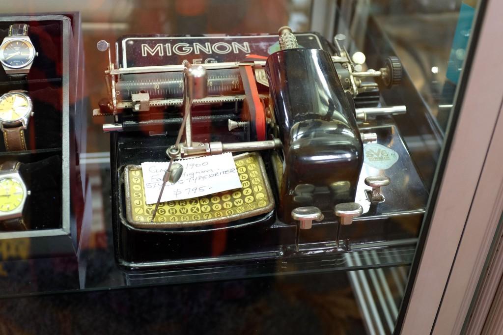Stylus Typewriter