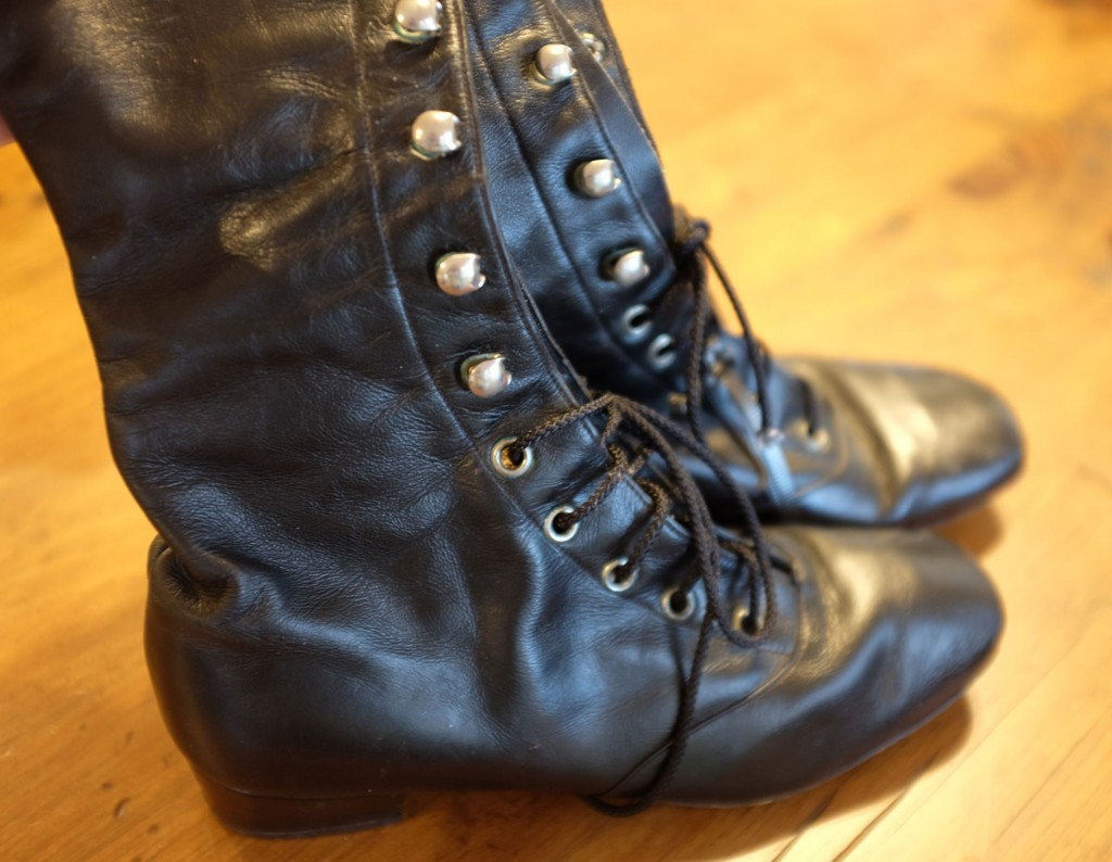 Vintage 60s boots
