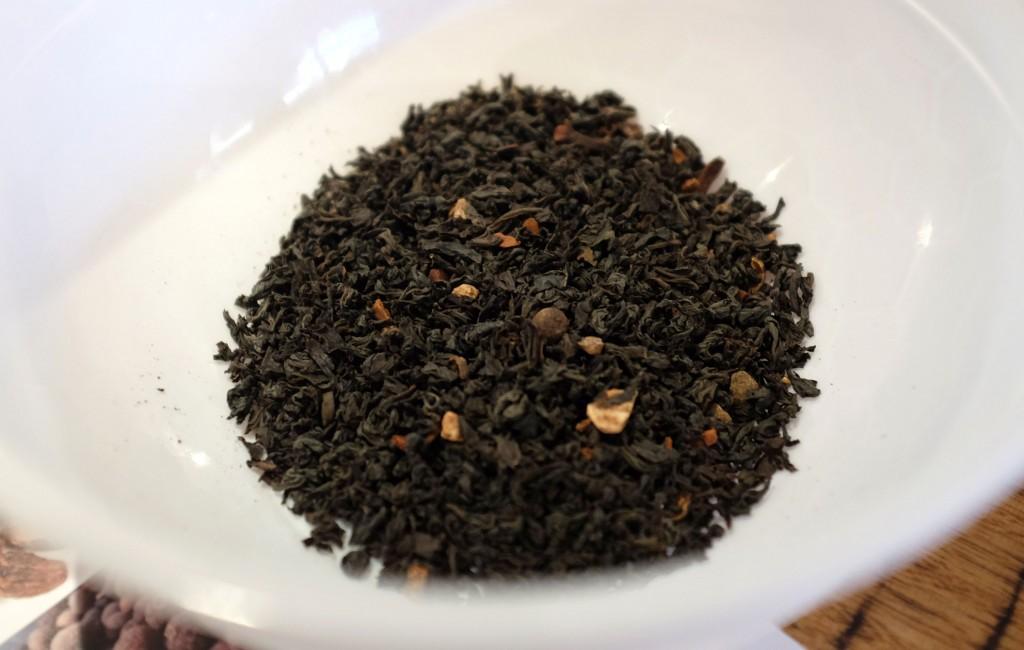 Black chai blend