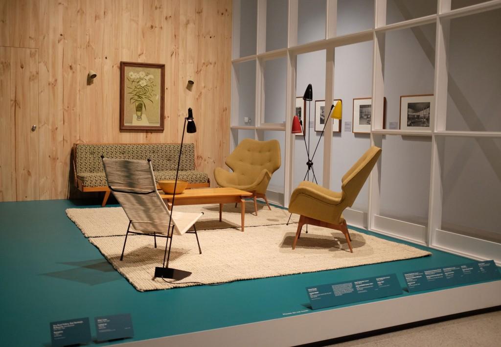 Living room 1955