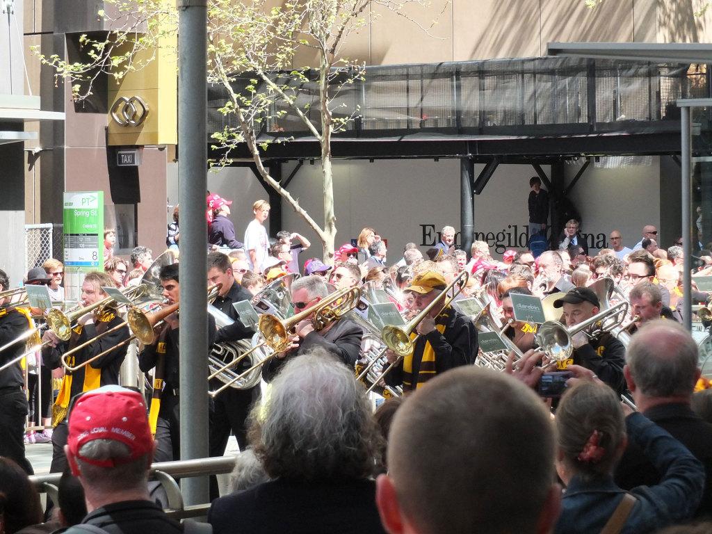 Preston-Band