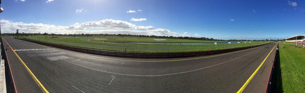 Sandown-Racetrack