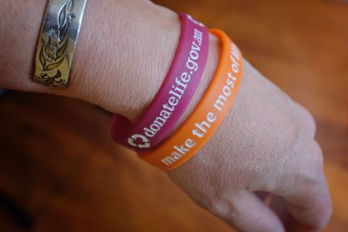 DonateLife-Bracelet