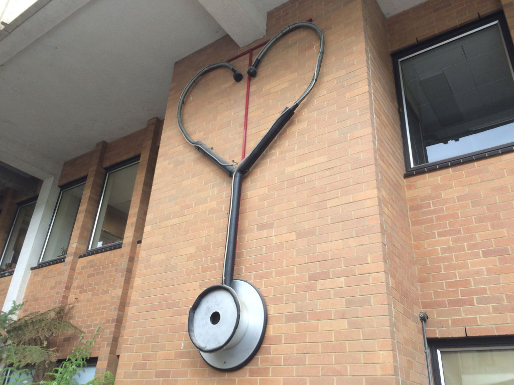 Stethoscope-Heart