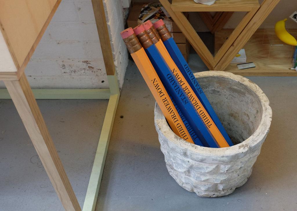 Large-Pencils