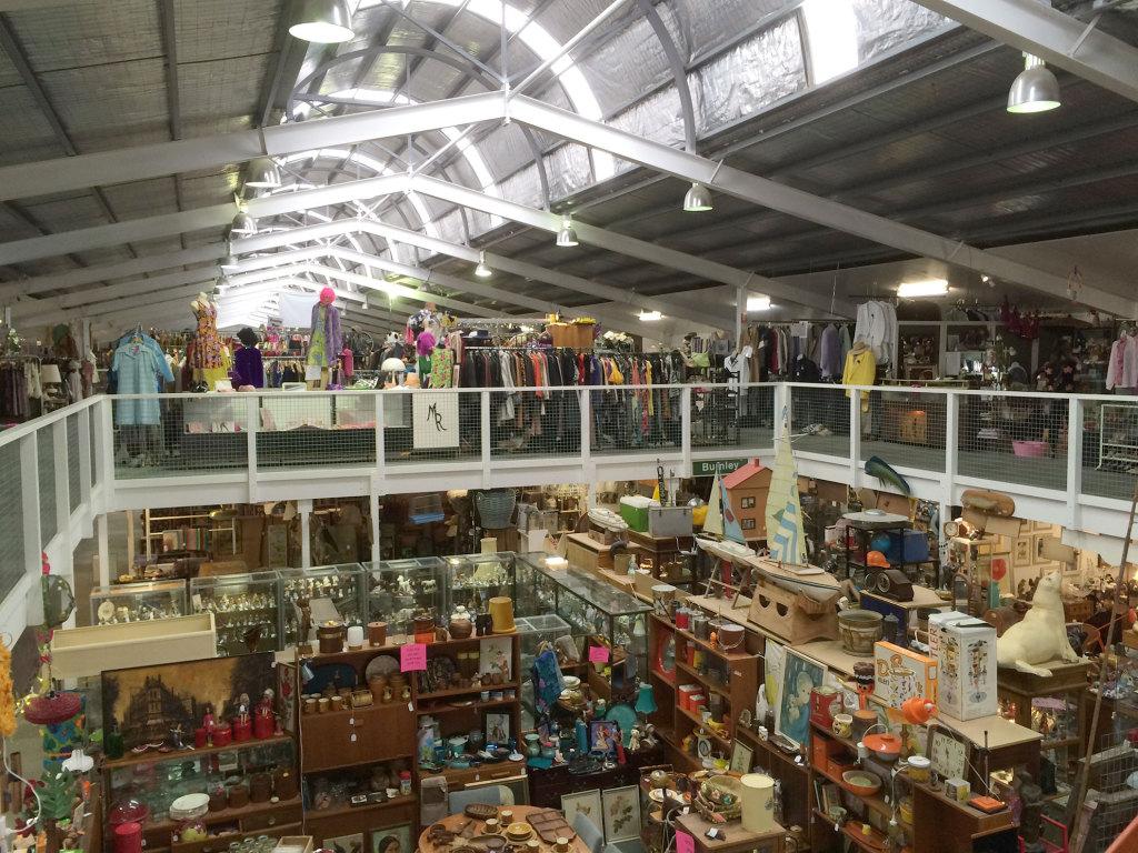 Mill-Markets