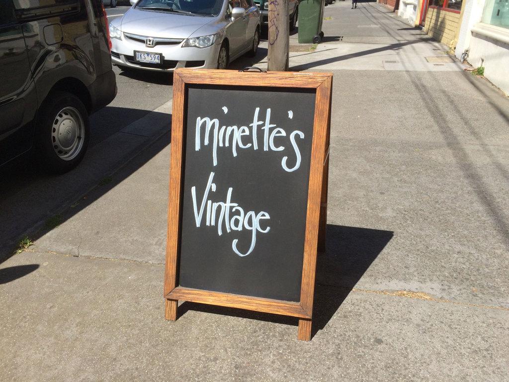 Minettes-Vintage