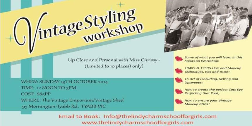 Vintage-Styling-Workshop