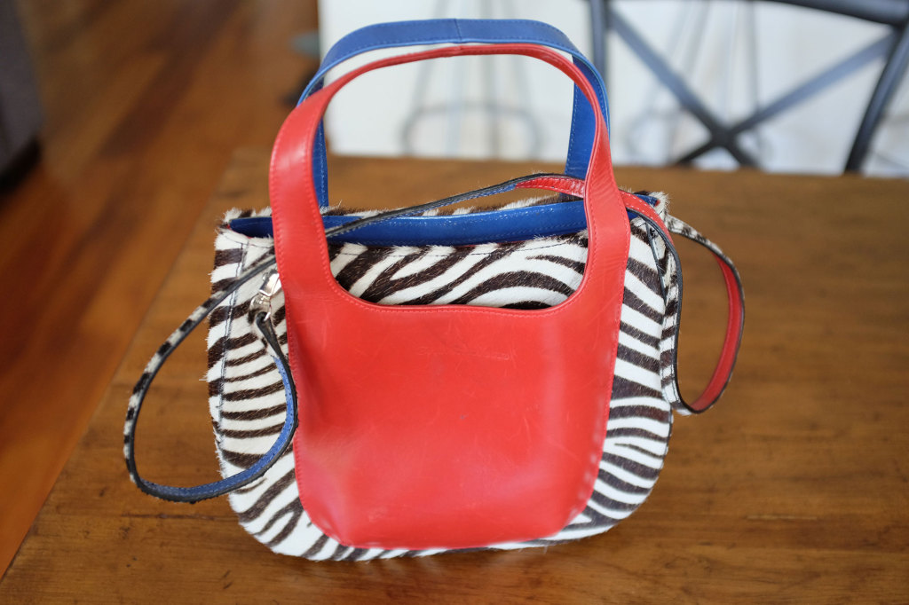 Red-Blue-Handbag