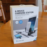 Gadget Review- 4 Device Charging Station