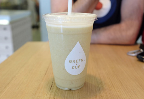 Green-Cup-vanilla-milkshake