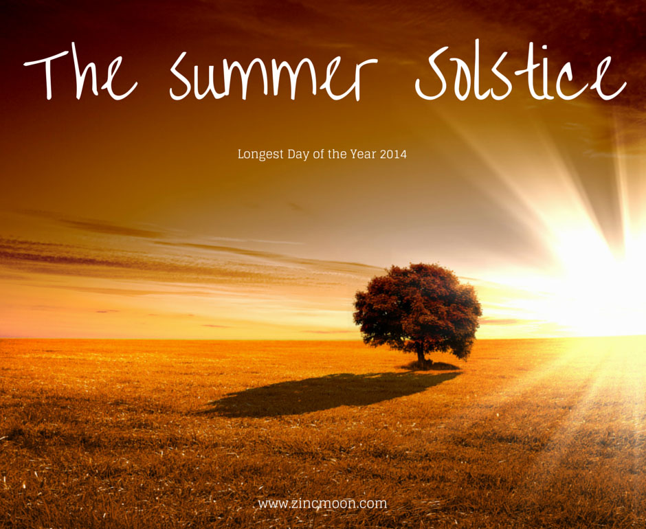 First Day of Summer 2017: The Summer Solstice