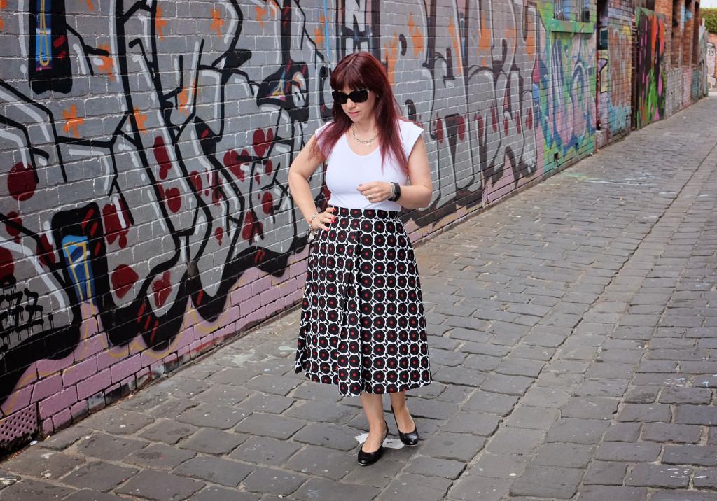 Elise-Skirt-Laneway
