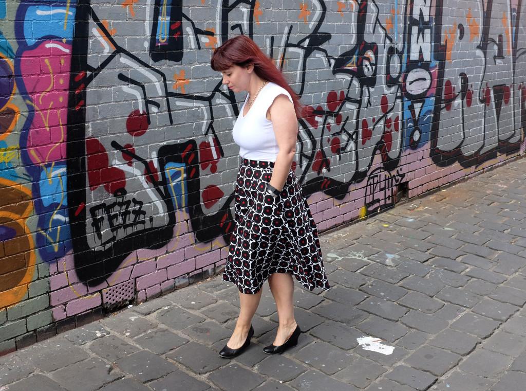 Elise-skirt
