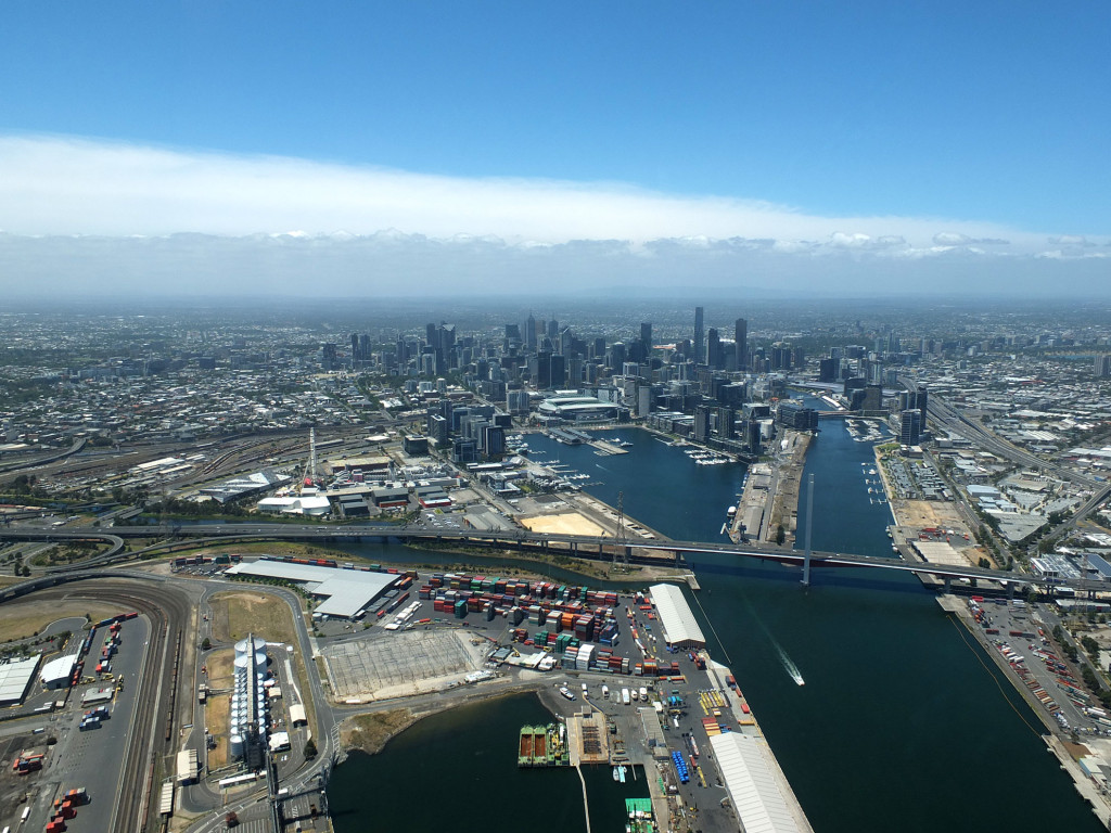 Melbourne-City