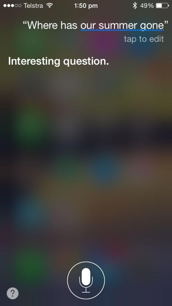 Siri-Question4