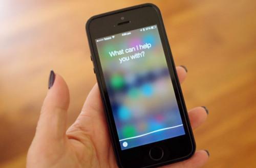 Siri-iphone