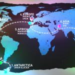 An Amazing Race - World Marathon Challenge