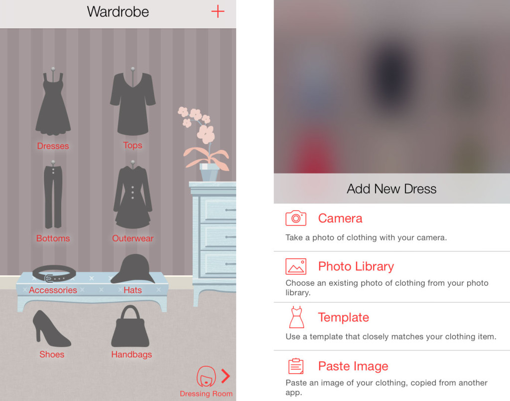 Dressed-App