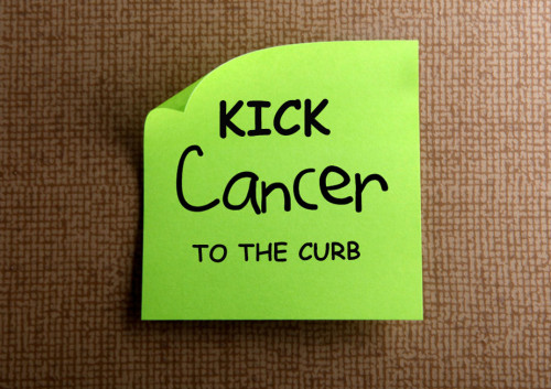 Kick-Cancer